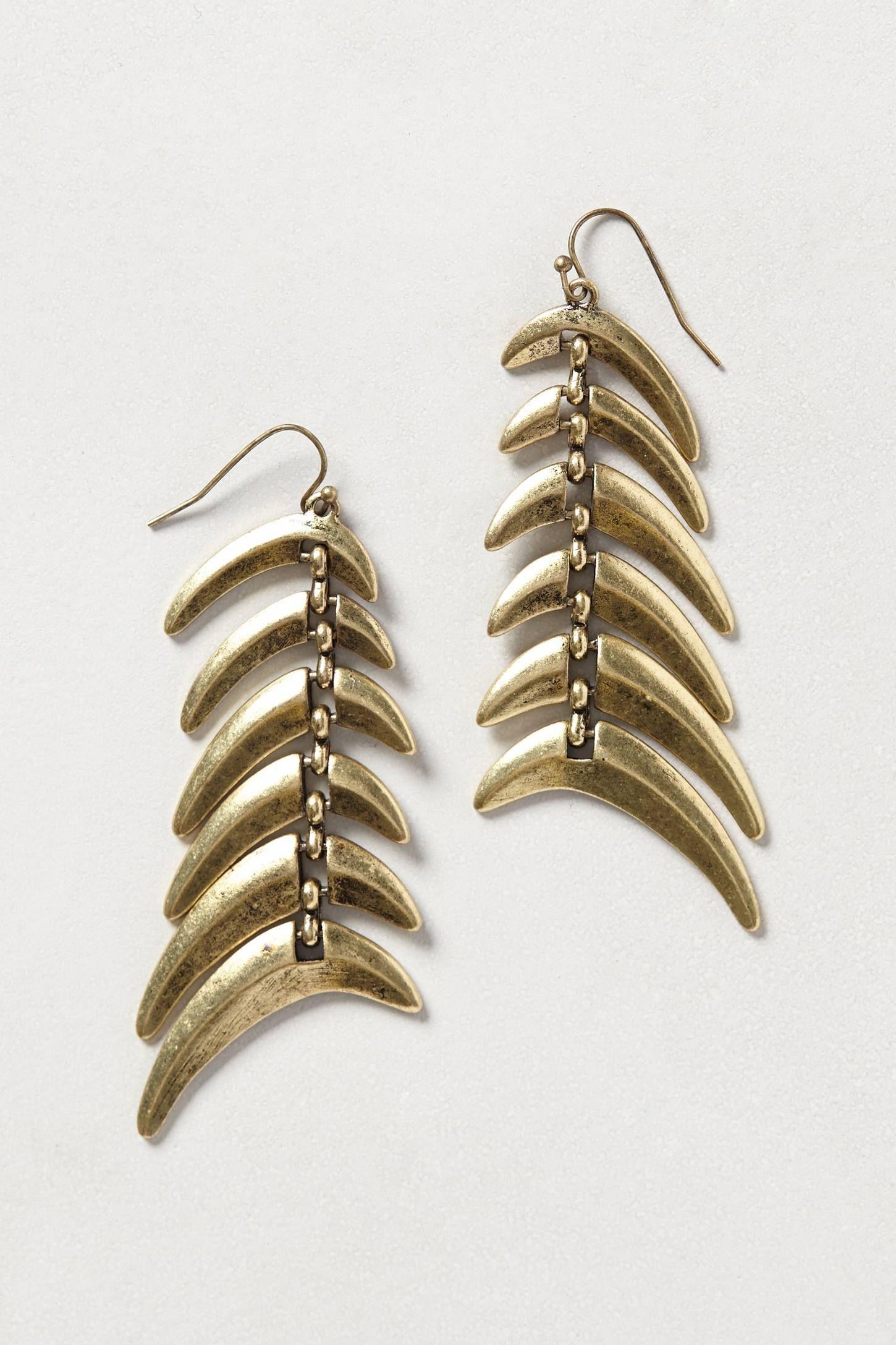 Vittata Earrings - anthropologie.com