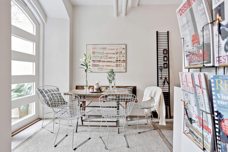 Tiny apartment / Un apartamento chiquito y acogedor // casahaus.net