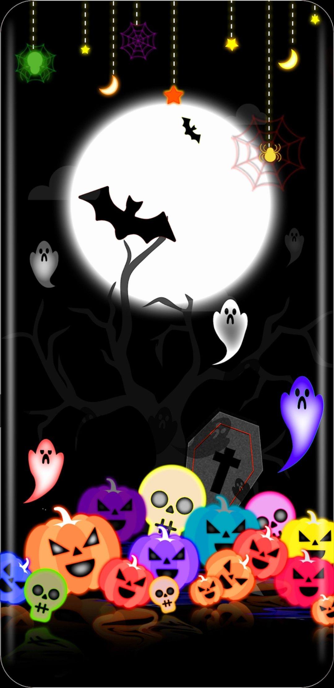 Halloween Wallpaper Fondos De Halloween Pantallas De Halloween Fondo De Pantalla Halloween