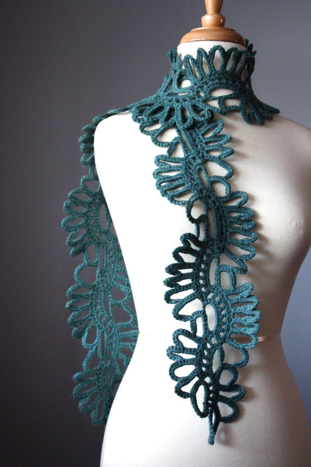 Fashioncrochet crochet fashion scarf pics crochet pinterest fashioncrochet crochet fashion scarf pics dt1010fo