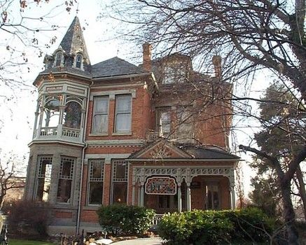 The Emanuel Kahn House A Historic Home Located At 678 E South Temple In Salt Lake City Utah Now Oper Salt Lake City Downtown Salt Lake City Victorian Homes