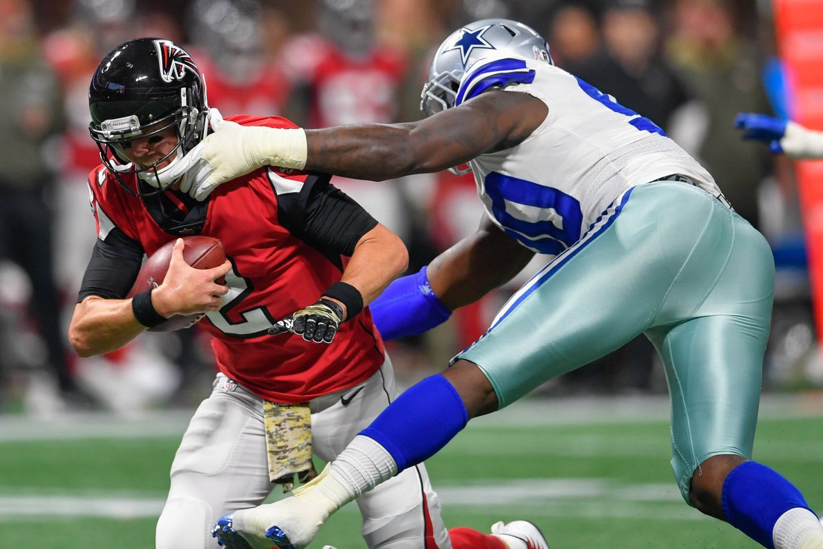 Cowboys News Falcons Cowboys Preview Injury Updates Players To Watch And Game Predictions Blogging The Boys Players Cowboys Demarcus Lawrence