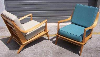 Heywood Wakefield Vintage Furniture From Boomerang Modern
