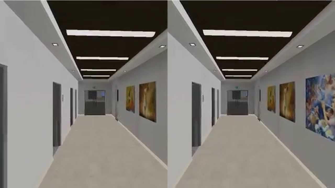Oculus Rift,DK2 cardboard Virtual Reality (VR), 3D