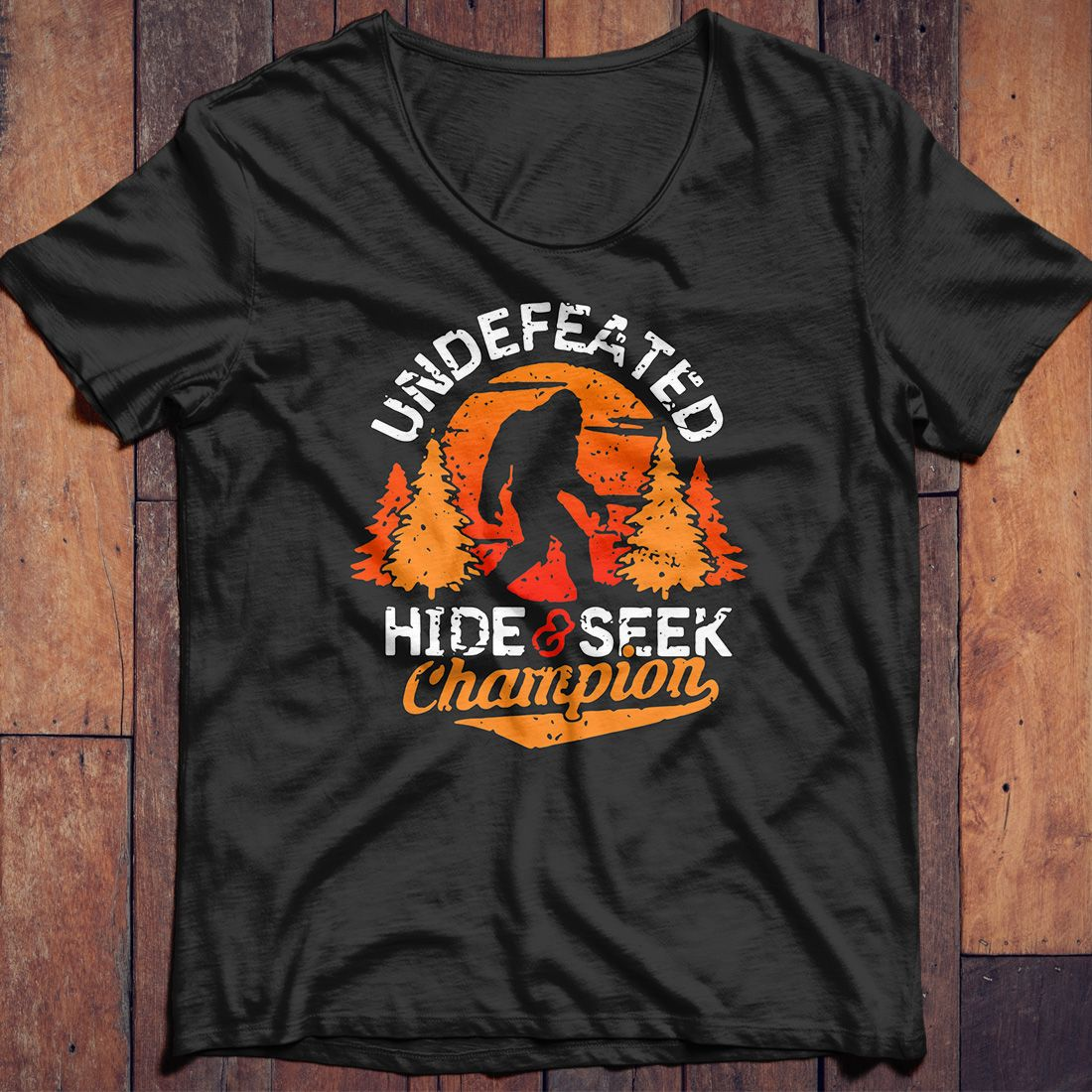 8b85cdef Bigfoot Undefeated hide and seek champion shirt, hoodie, sweater in ...