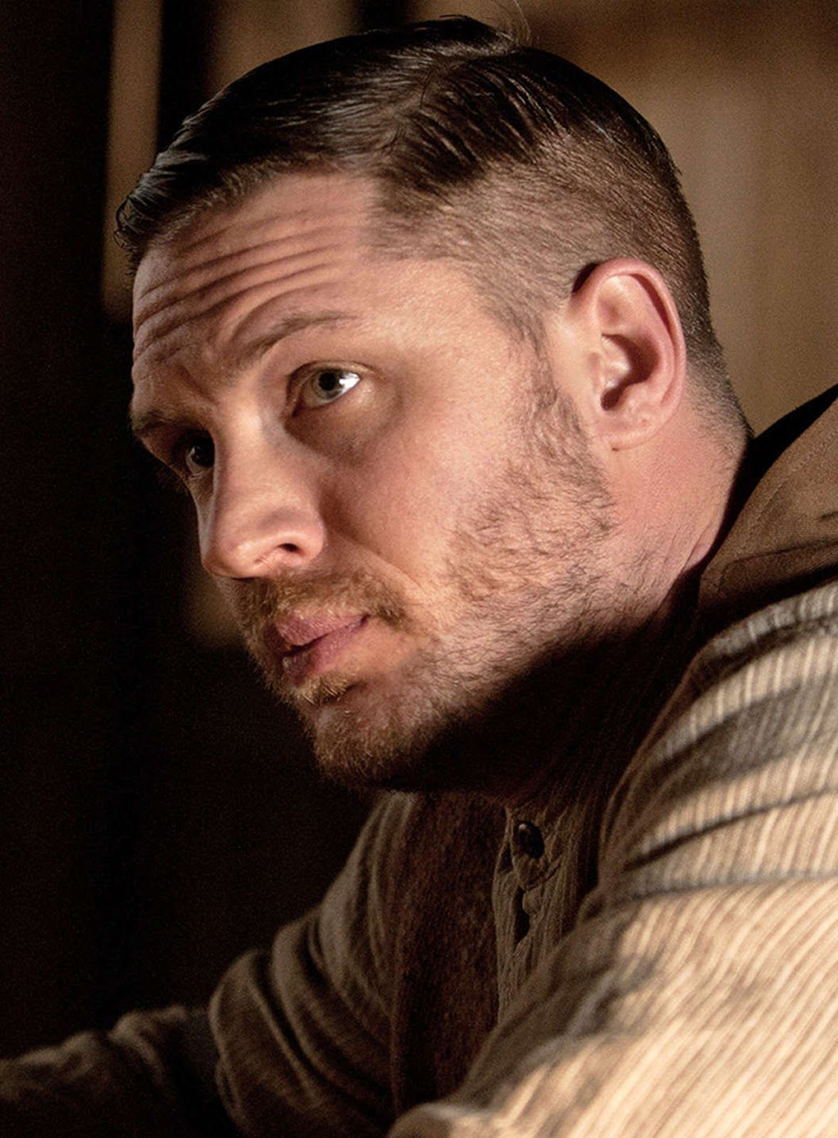 Tom Hardy Lawless Old Fashioned Gentlemens Cut Close Sides