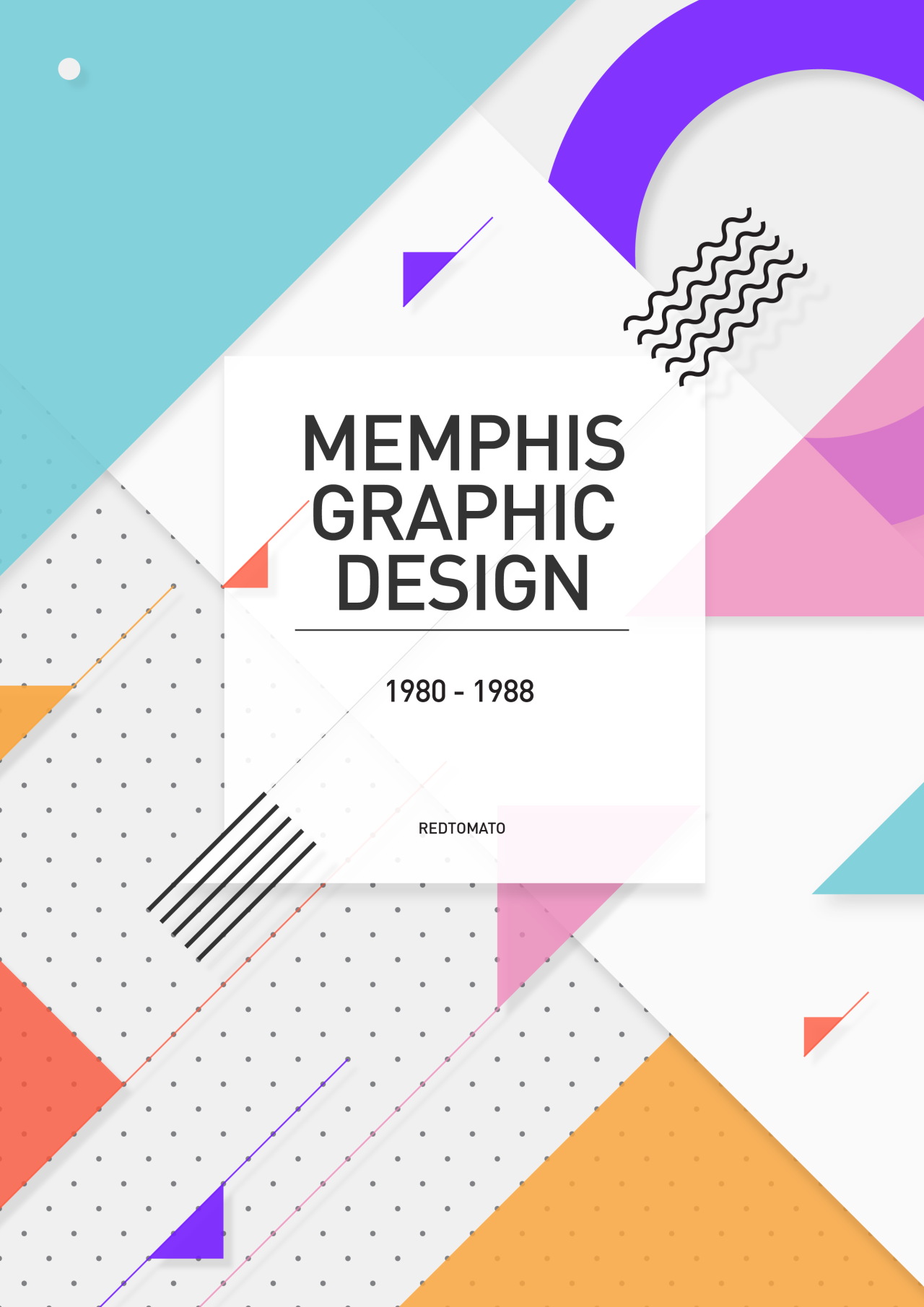 memphis graphic design inspiration graphic design pinterest