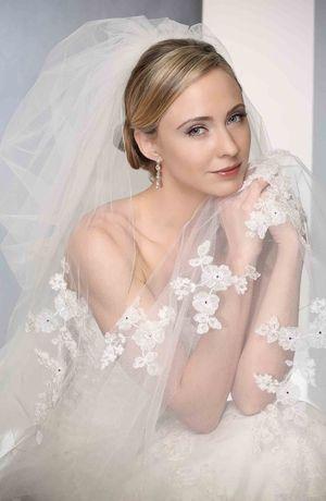 Bel Aire Bridal Veil