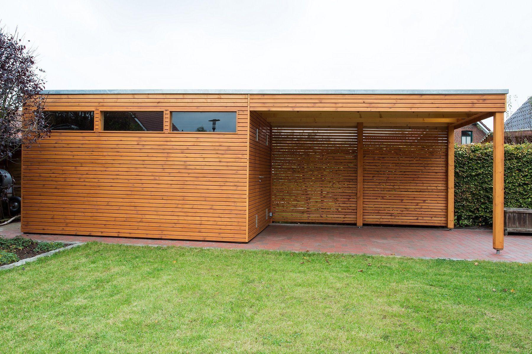27 Einzigartig Gartenhaus Mit Schuppen Planen Design Gartenhaus Gartenhaus Holz Flachdach Gartenhaus