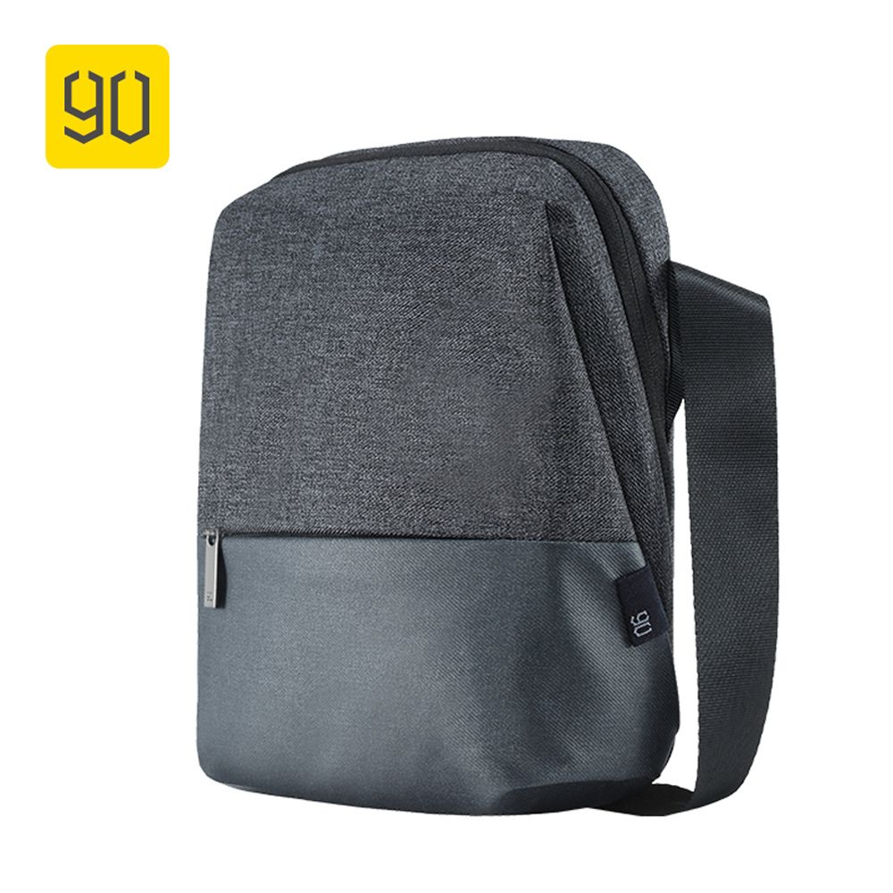 0cd61a46cc Xiaomi 90 Fun City Simple Messenger Bag Large Capacity Casual Style Bag  Water Repellent Handbags Casual Lightweight School Bag  Affiliate