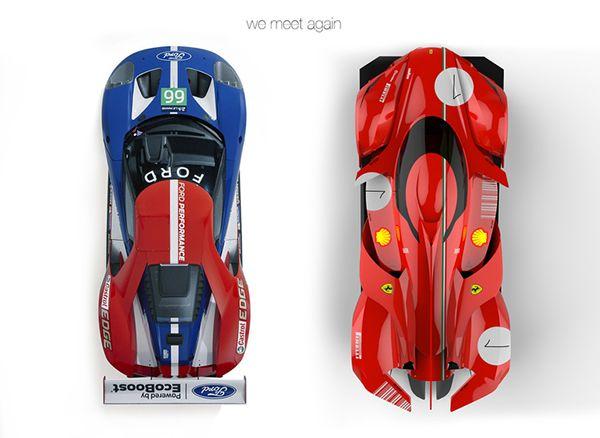 Lm mobili ~ Ferrari piero t lm the reclaim of le mans on art center gallery