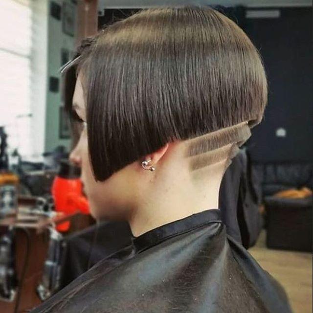 81 Schone Bob Frisuren Hinten Angeschnitten In 2020 Bob Hairstyles Short Bob Hairstyles Hair Styles