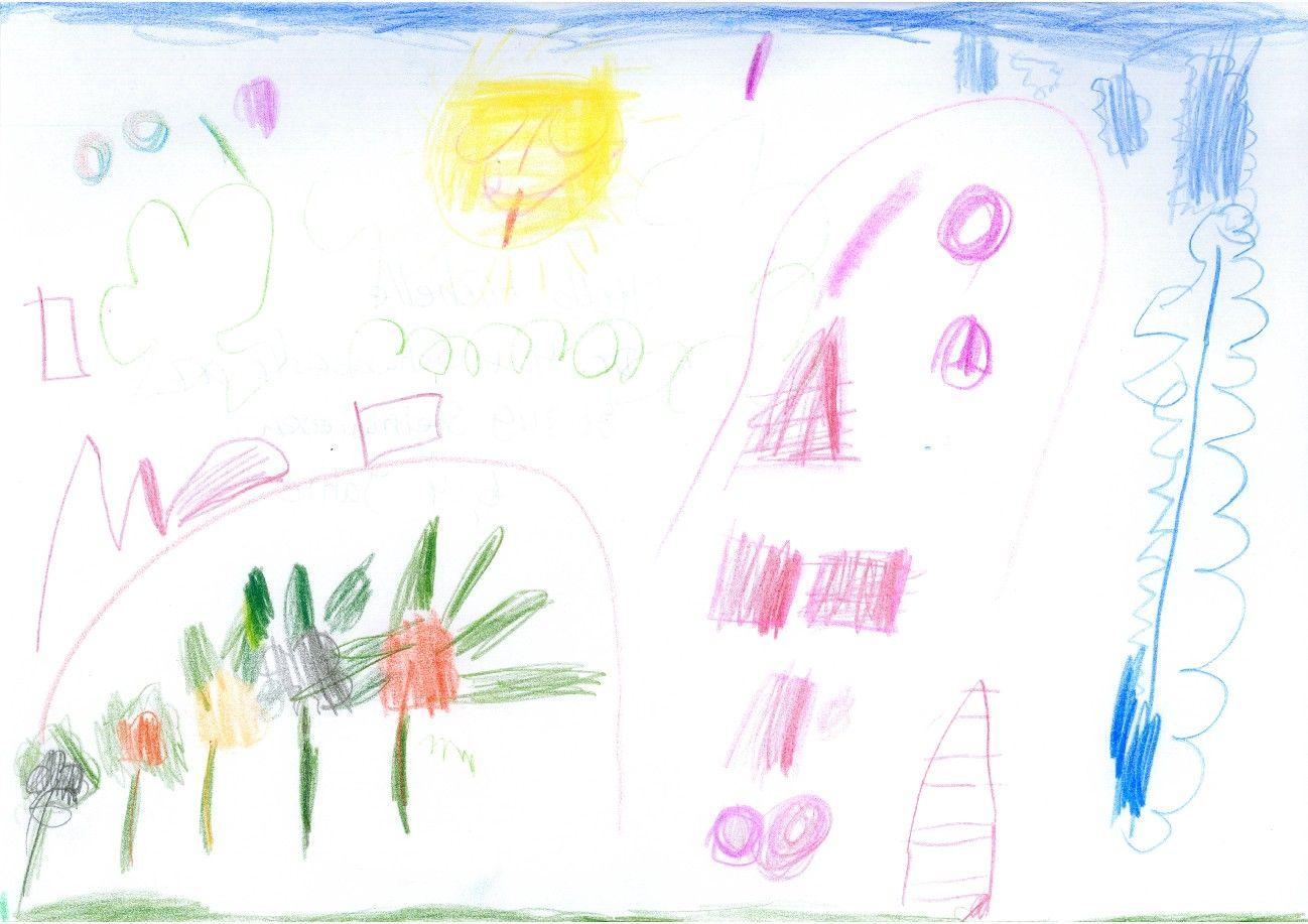 Bild von Michelle K. (6 Jahre)