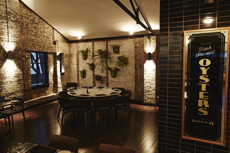 Riley Street Garage Woolloomooloo Sydney Garage Restaurant Design Restaurant Bar