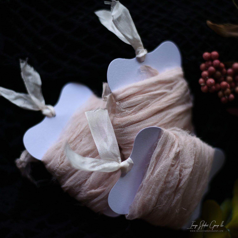 Hand dyed Silk Ribbon, hand dyed ribbon, newborn prop, jewelry making, bridal bouquet, wedding invitation, layflat, bloggers, instagram art by WhiteGloveBoutique on Etsy