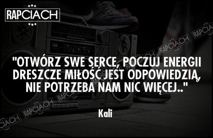 Kali Marcin Gutkowski Cytaty Rapcytaty Tapety W 2018 Mafia