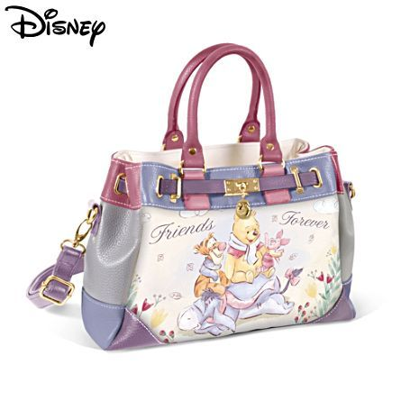 4475611595da Disney  Friends Forever  Winnie The Pooh Ladies  Handbag