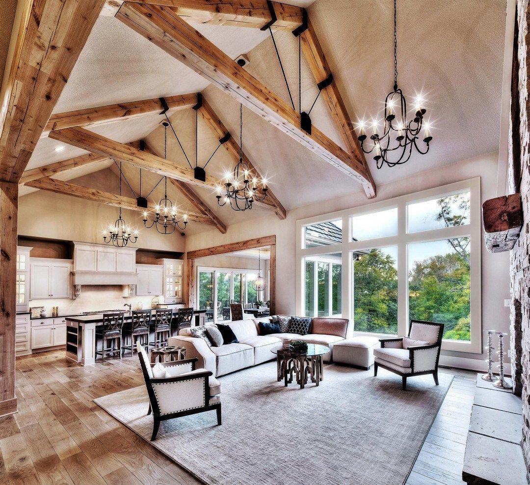 47 Custom Built Modern Farmhouse Home Tour With Household