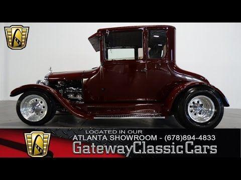 1926 Ford Model T - Gateway Classic Cars of Atlanta #65