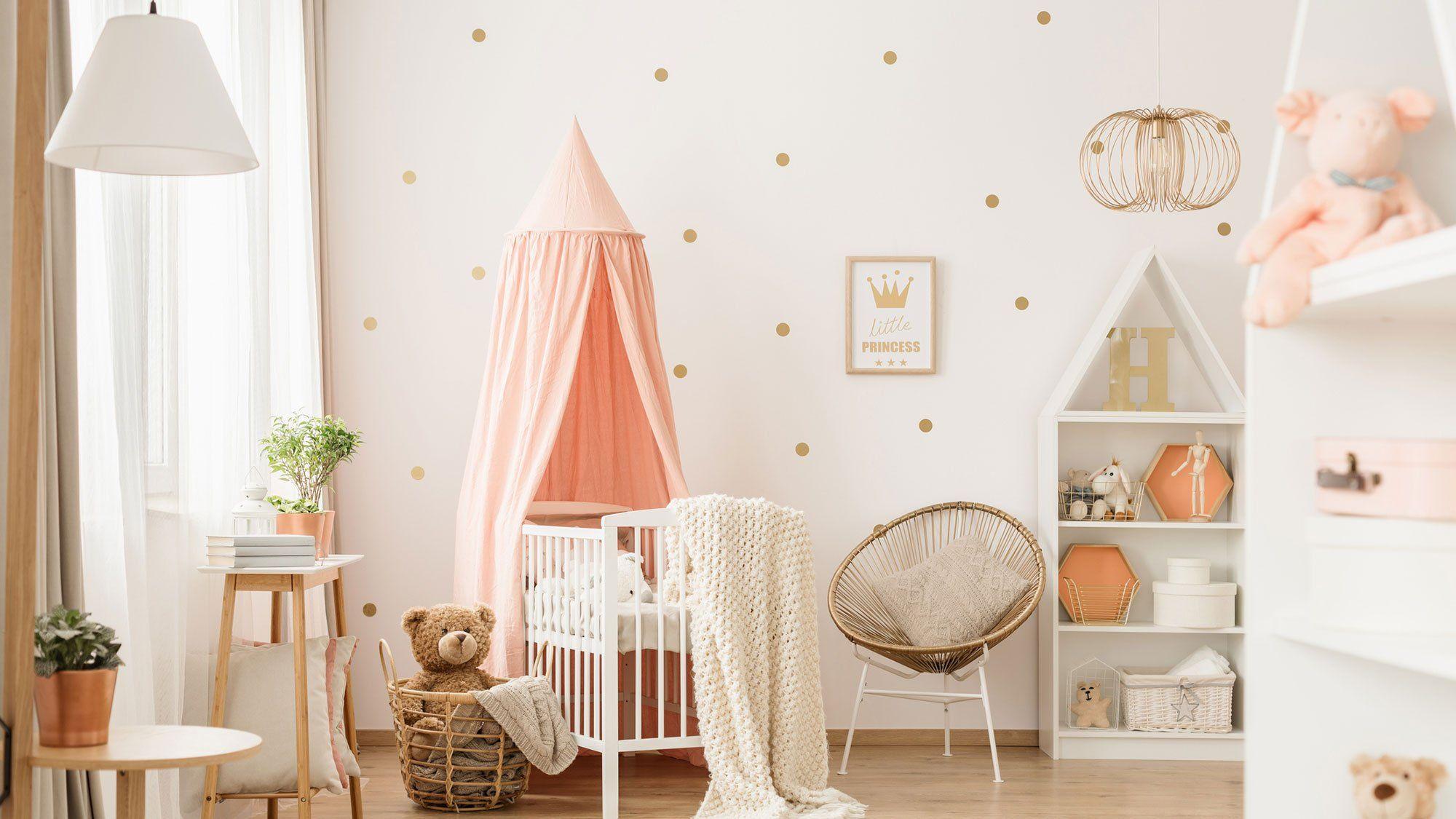 Comment Rafraichir Une Chambre De Bébé chambre de bébé : 11 idées déco repérées sur les réseaux