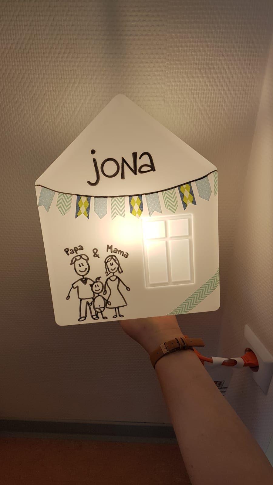 Aus Der Ikea Kinderzimmer Lampe Dromhem Ein Individuelles