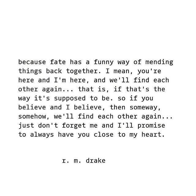 Instagram Post By R M Drake At Rmdrk Quotes That Inspire Me