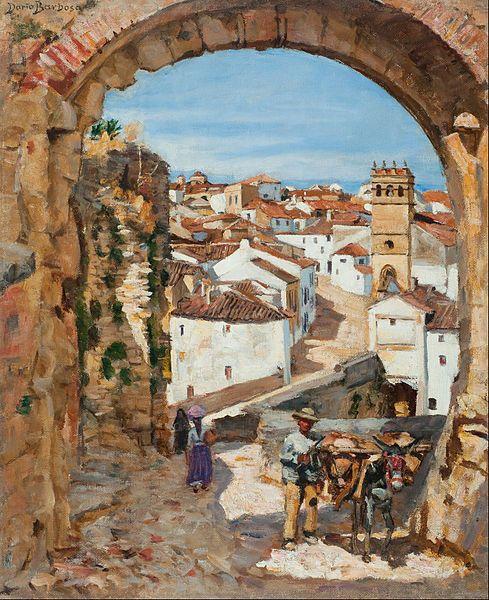 Image result for história da cidade de granada espanha  dario