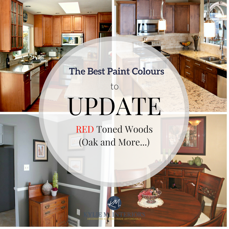 Best Paint For Kitchen Walls: The 15 Best Paint Colours To Go With Oak (or Wood): Trim