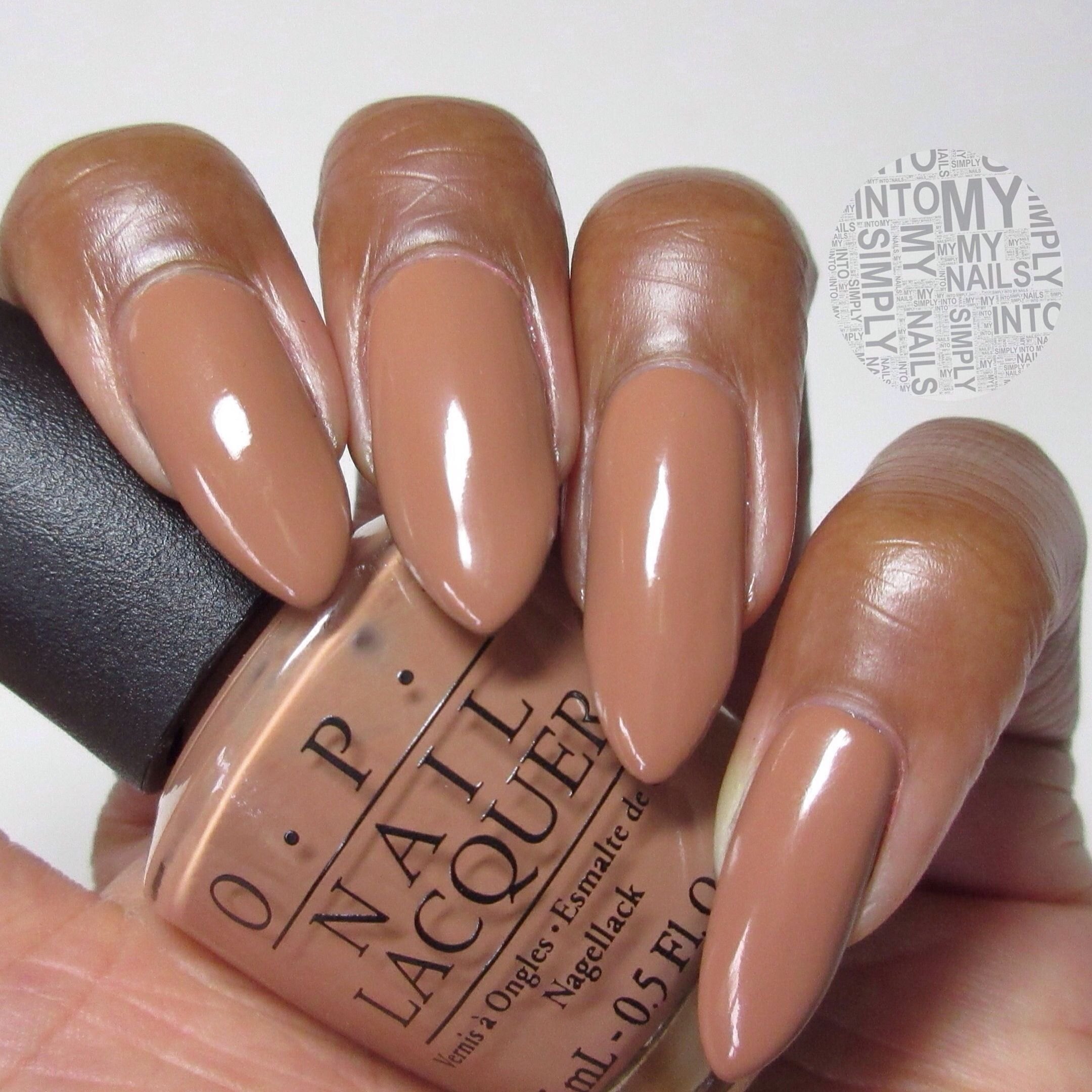 OPI Going My Way Or Norway? From The Nordic Collection
