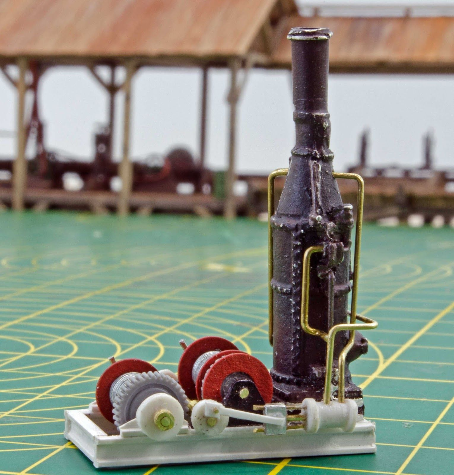 Real Steampunk | Reality is stranger than fiction |Steam Donkey Engine Plans