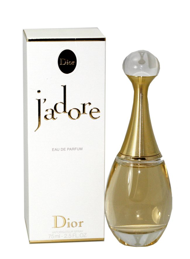 J adore Perfume by Christian Dior Eau De Parfum Spray   75 Ml for Women 14ba717ef5