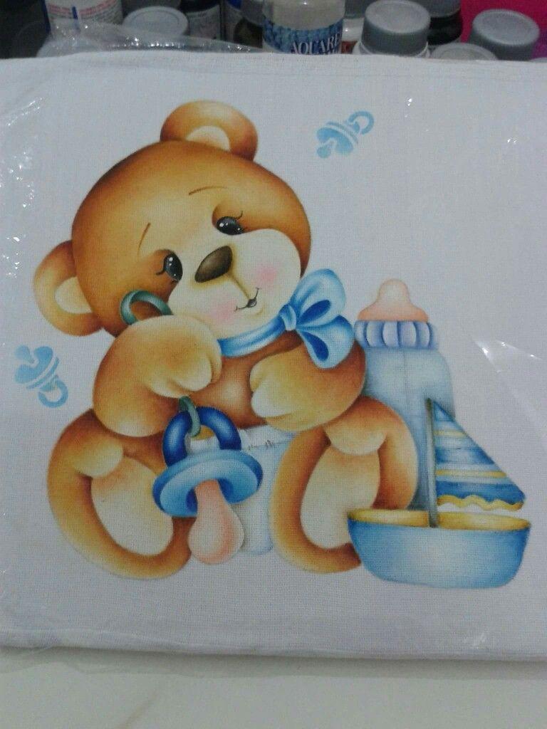 Pin de erika alviarez em pintura sobre tela pintura em - Dibujos para pintar en tela infantiles ...