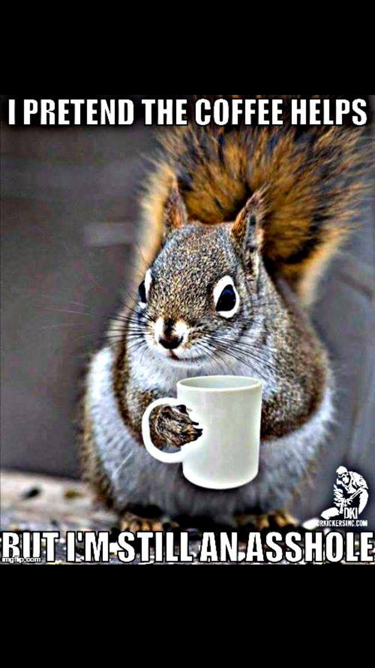 Pin by Name Redacted on Military Memes | Good morning quotes, Good ... #iLoveCoffee