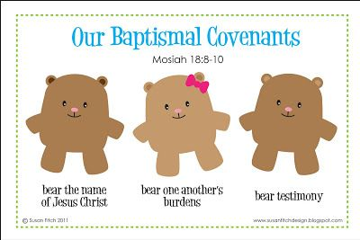 susan fitch design: Baptism Bears (updated version)