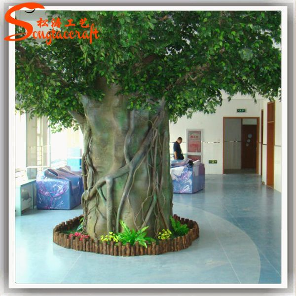 Make Cheap Artificial Trees Life Size Artificial Fake Indoor Big ...