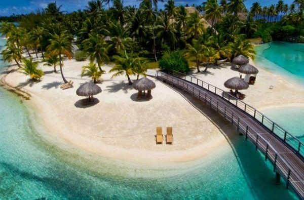 As praias mais bonitas do mundo: fotos