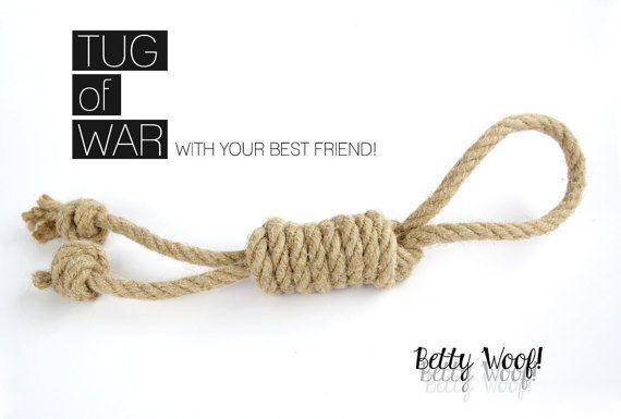 Pin By Apple Jax On Dog Toys Dog Toys Rope Dog Toys Tug Of War