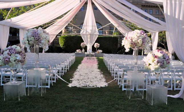 Fabulous Drapery Ideas For Weddings Belle The Magazine Wedding Decorations Wedding Ceremony Ceremony Decorations