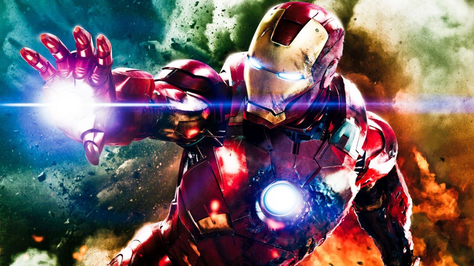 Iron Man Epic Wallpaper ironman tonystark avengers