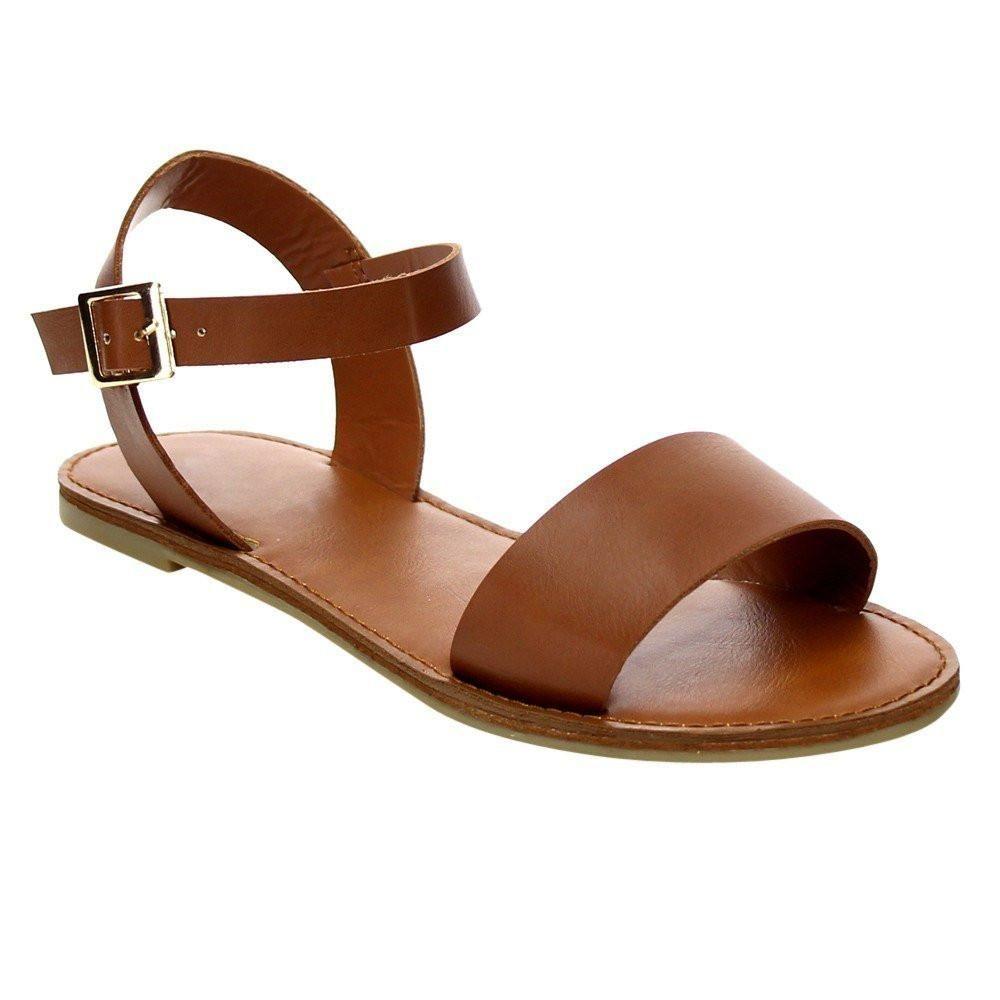 Ankle Strap Flat Sandals Mod And Soul Bonnibel 1 Ankle Strap Sandals Flat Ankle Strap Heels Sandals