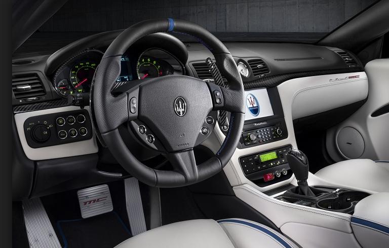 Maserati Granturismo 2018 Luxury Interior Design Maserati