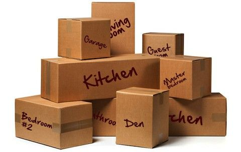 Super Movers Moving 101 Ensure to properly label all your boxes