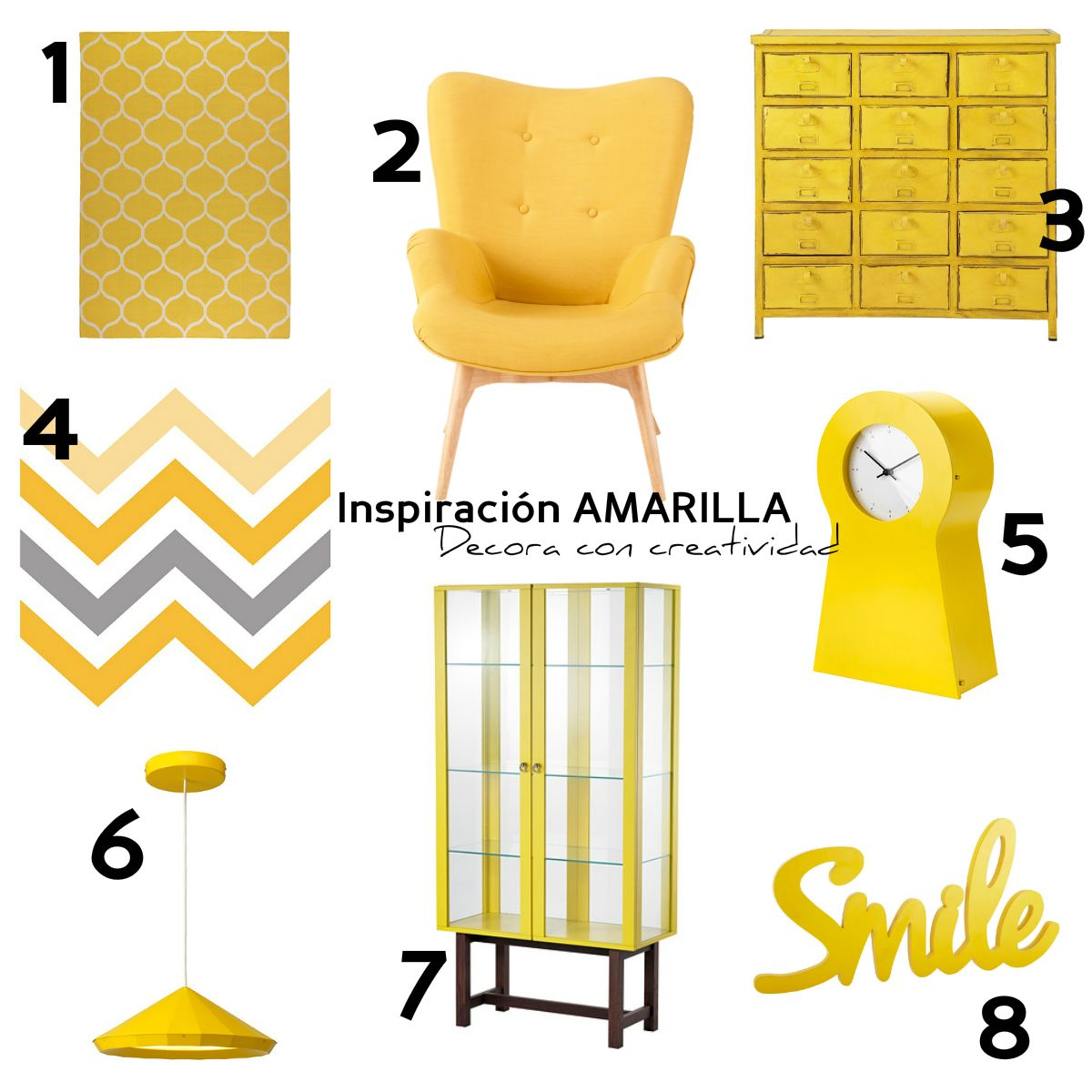 decoraci n amarillo decoration yellow 1 ikea alfombra con motivo de red stockholm 2. Black Bedroom Furniture Sets. Home Design Ideas