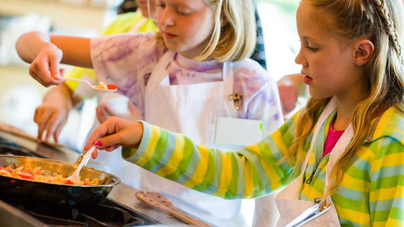 6 cooking classes for little chefs around philadelphia