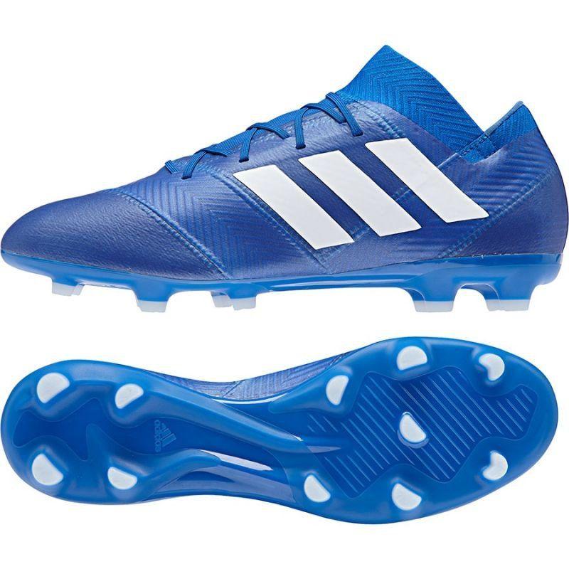 Adidas Copa 17.1 FG Chuteira Society Adidas Copa 17.1 FG Azul Branco Promoção