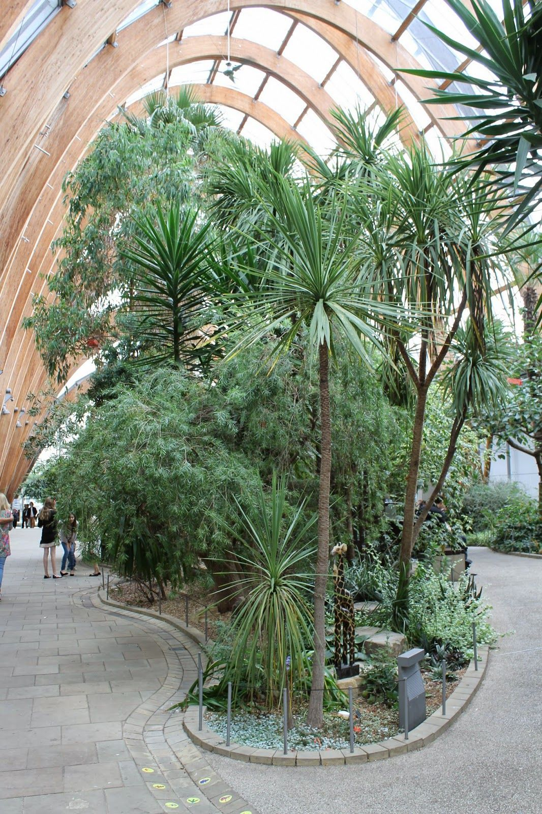 Urban Green Spaces The Winter Gardens Sheffield Small 400 x 300