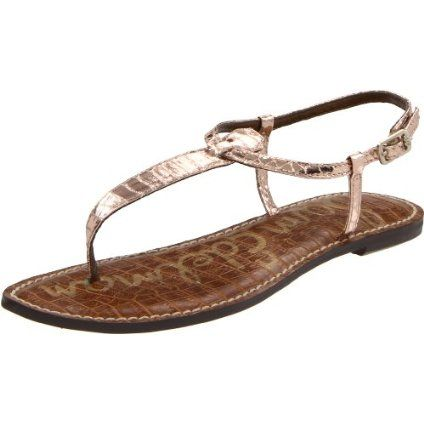 It's that time of year when I start to re-stock my sandal collection.