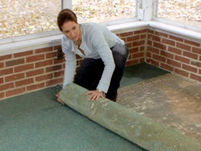 How To Install A Heated Tile Floor Tile Flooring Radiant Heat And