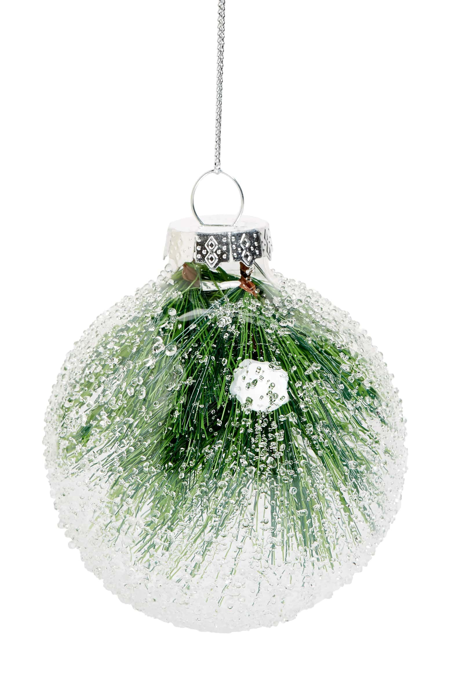 Nordstrom At Home Greenery Ornament Nordstrom Picture Christmas Ornaments Diy Christmas Ornaments Christmas Tree Decorating Ideas Pictures