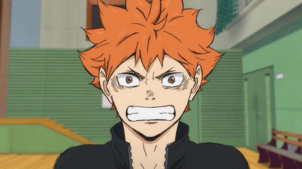 Haikyuu!! To the Top episode 1 anime review Bateszi